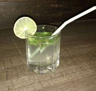Virgin mojito, Indian style